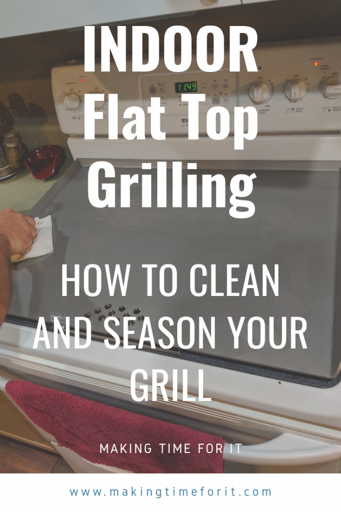 flat top grilling