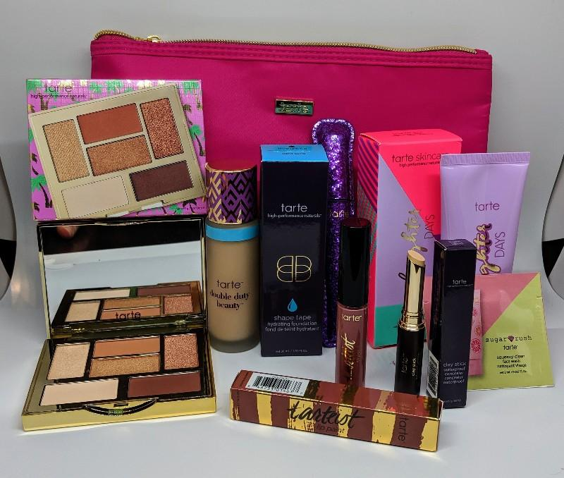tarte custom kit