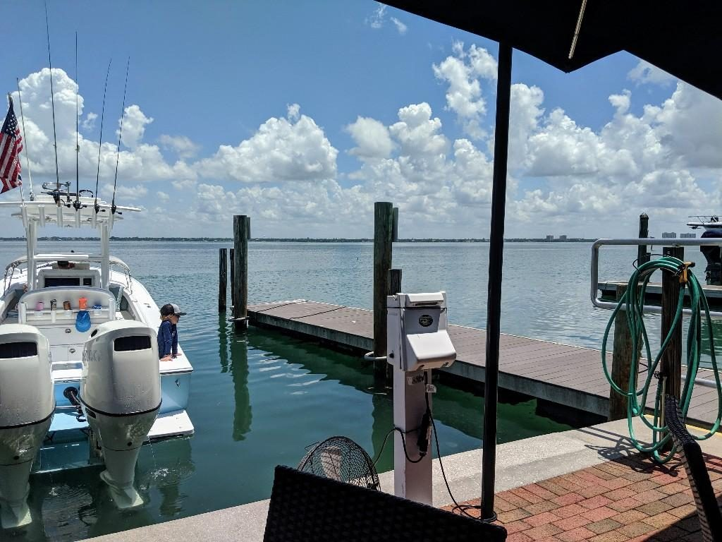 dry dock waterfront grill longboat key