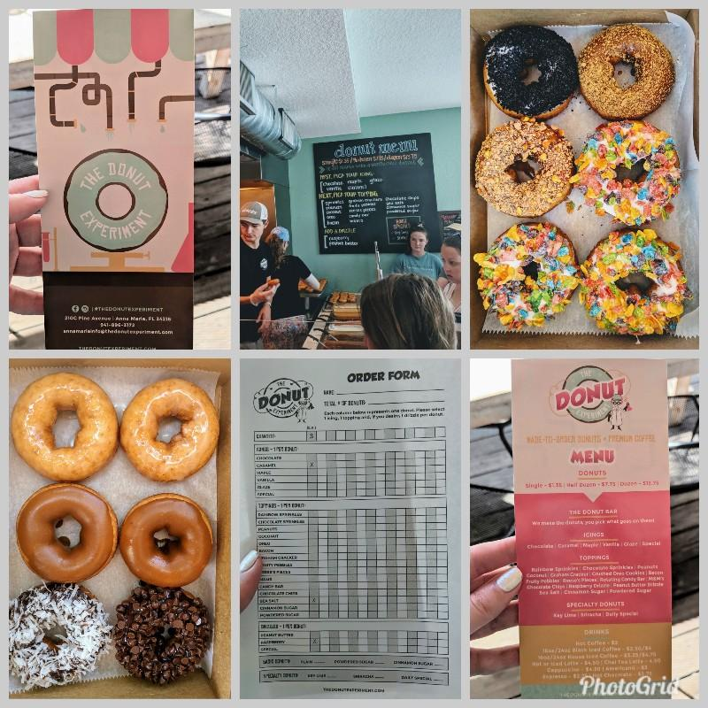 The Donut Experiment Anna Maria Island Review