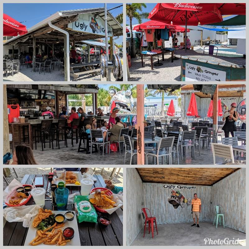 Ugly Grouper Anna Maria Island Review