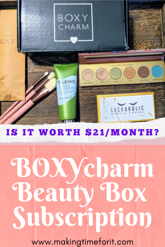 boxycharm subscriptions