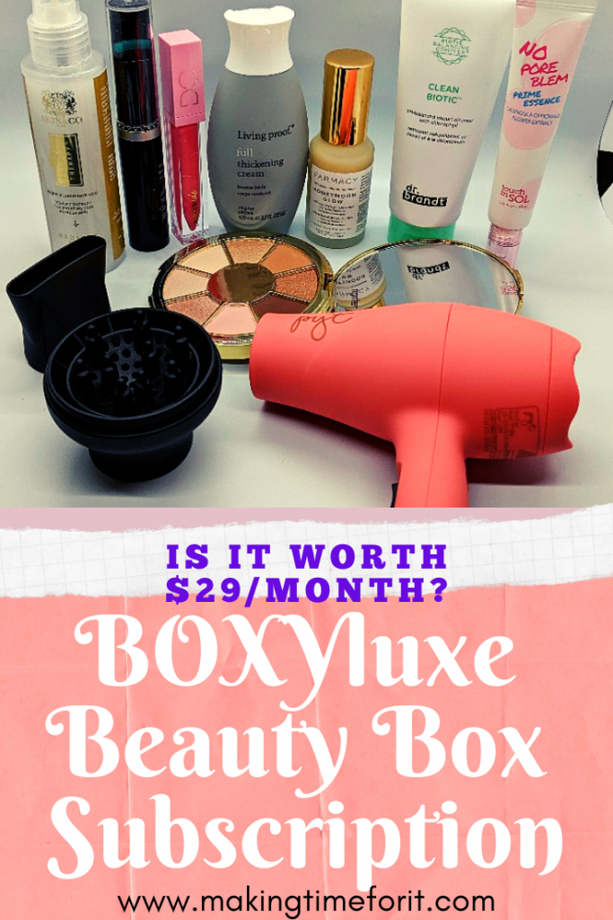 boxyluxe review