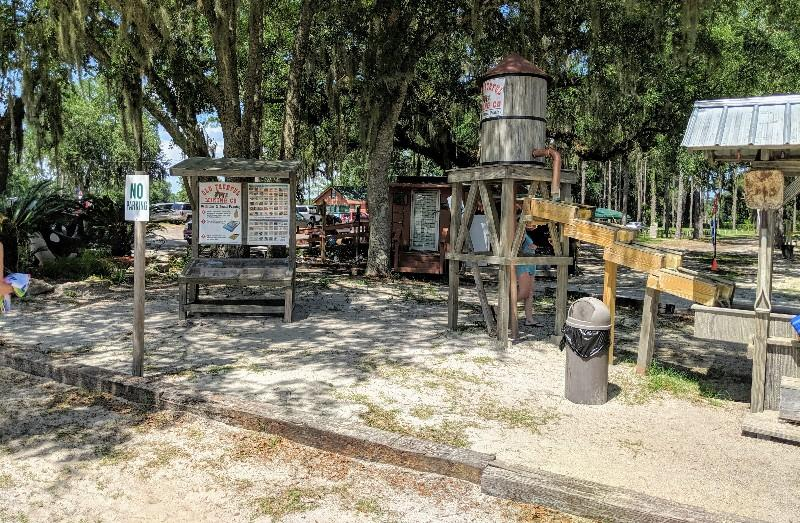 yogi bear campground jellystone park madison fl gem mining