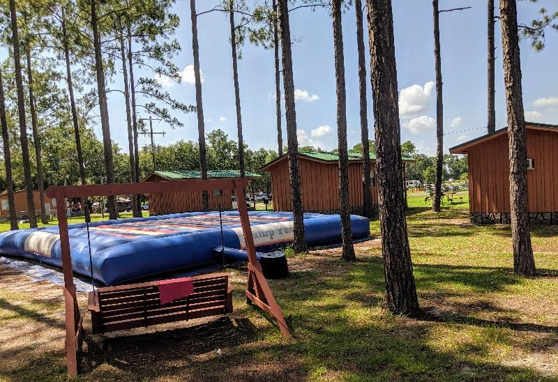 yogi bear campground jellystone park madison fl