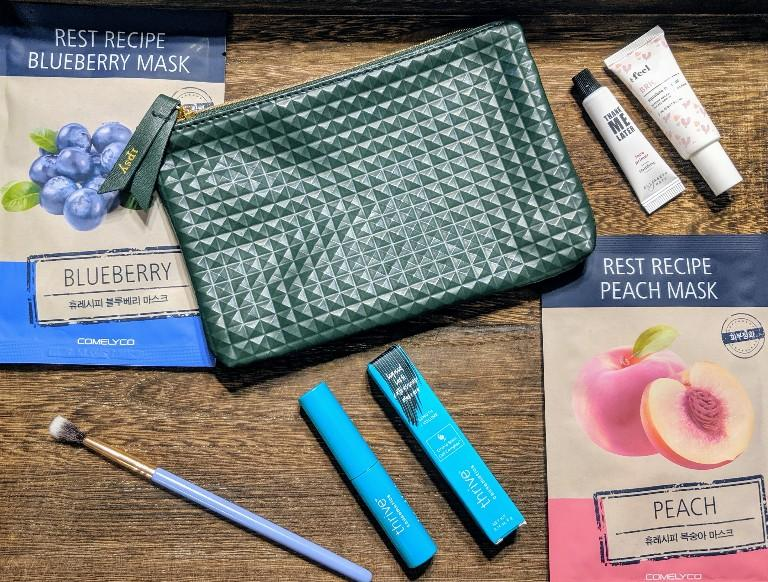 ipsy glam bag august 2019