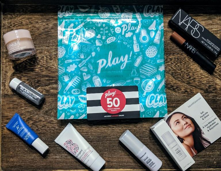 Sephora Play Box Review- Worth $10 a Month? Updated