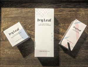 ivy leaf skincare review