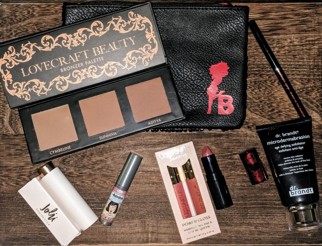Ipsy glam bag plus October 2019