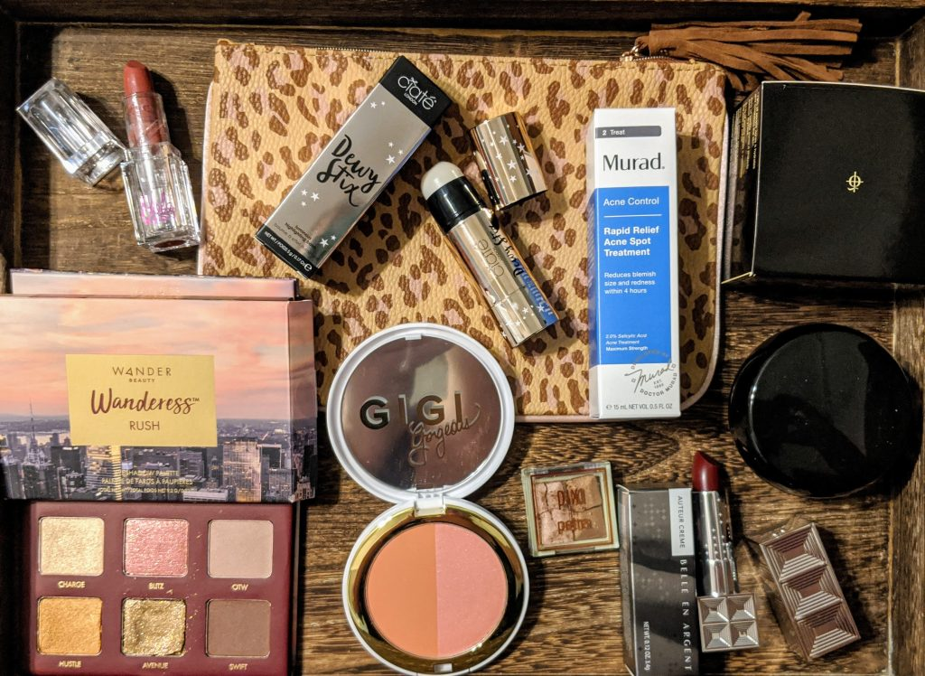 ipsy glam bag plus november 2019